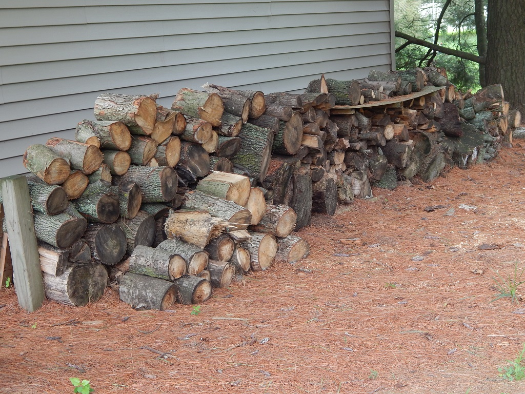 How Many Pieces Of Wood Are In A Cord Getting Enough Firewood Dec 2020