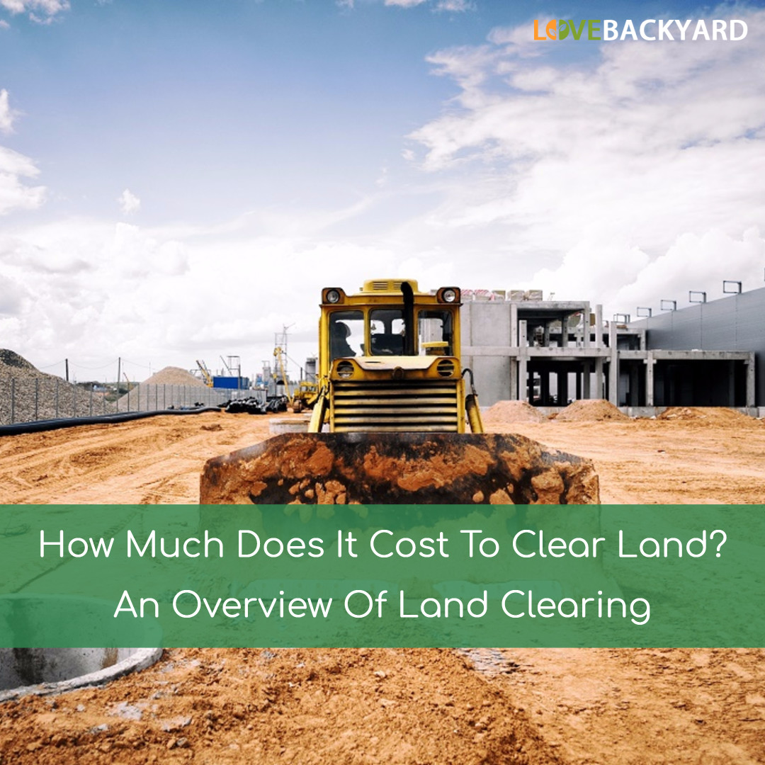 How Much Does It Cost To Clear Land