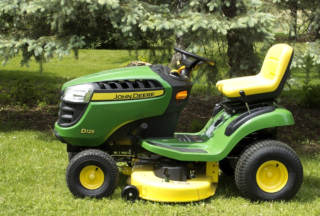 Garden Tractor Work Stand : The best compact tractors reviews ratings oct