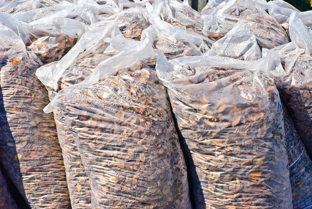 How Many Bags Of Mulch Are In A Yard