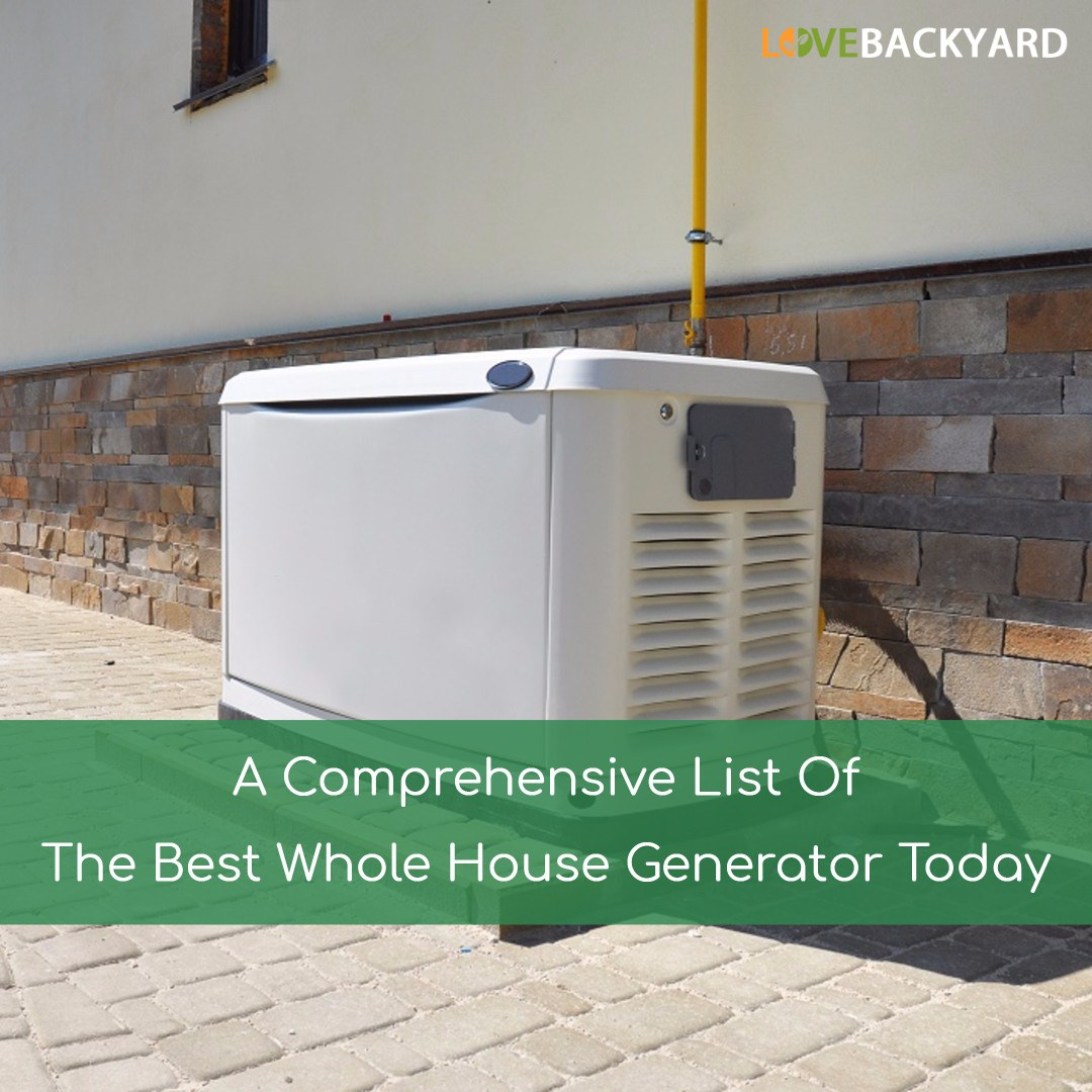 The 5 Best Whole House Generators Reviews Ratings
