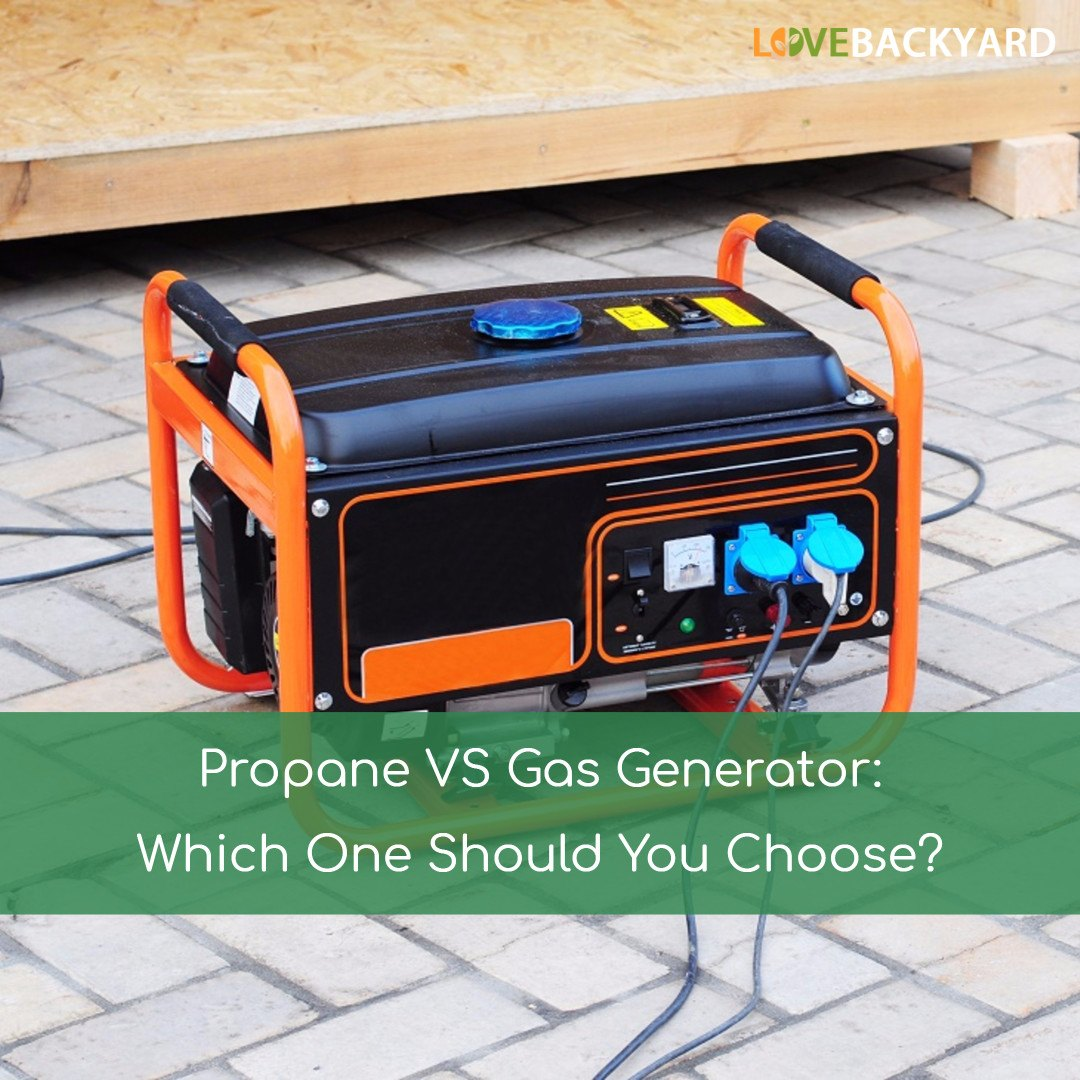 Propane vs gas generator which one should you choose feb 2018 - Choosing a gasoline powered generator ...