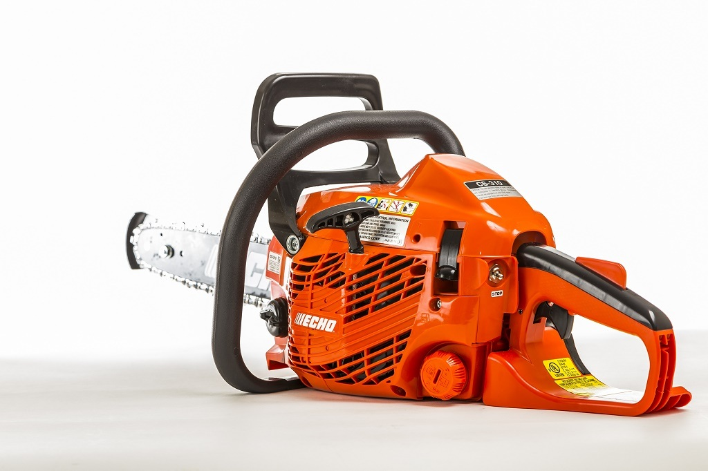 an echo chainsaw