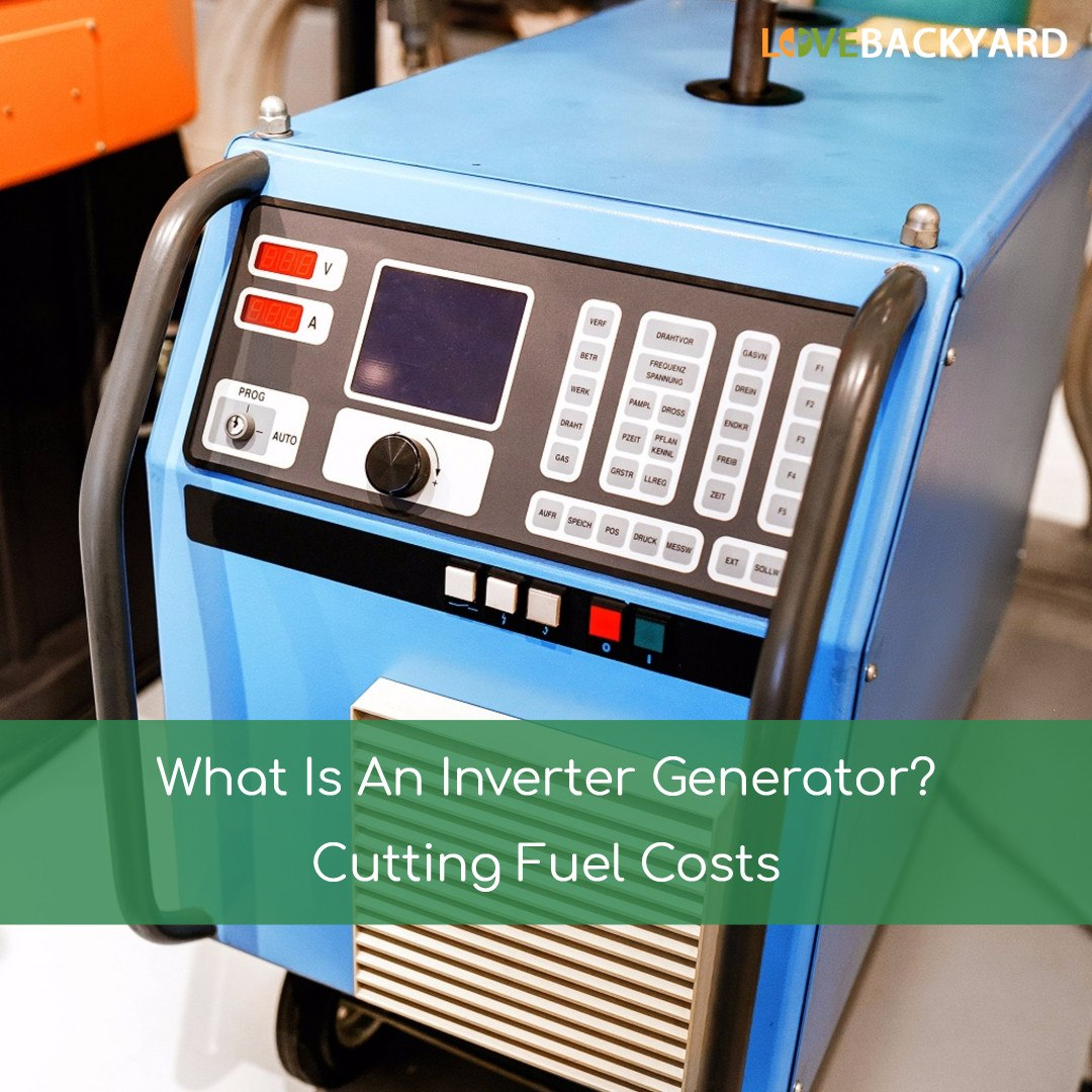 What Is An Inverter Generator Cutting Fuel Costs Jul 2019