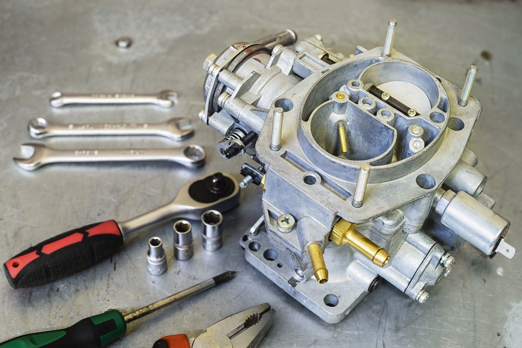 A Carburetor Repair Kit