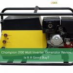 Champion 3100 Watt Inverter Generator Review