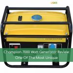 Champion 7000 Watt Generator Review