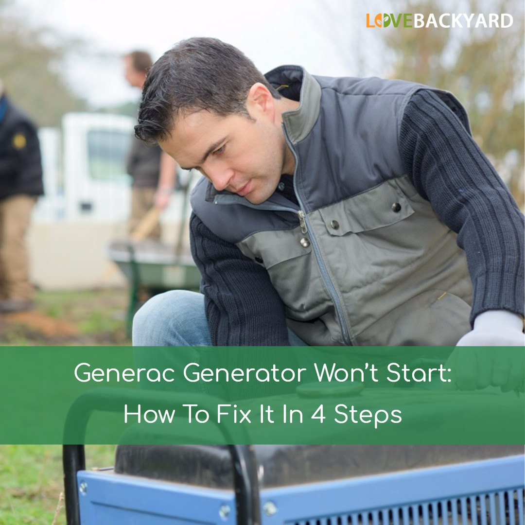 Generac Generator Won't Start: How To Fix It In 4 Steps (Aug  2019)