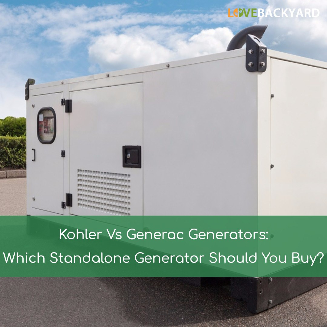 Kohler Vs Generac Generators: Which Standalone Generator Should You ...