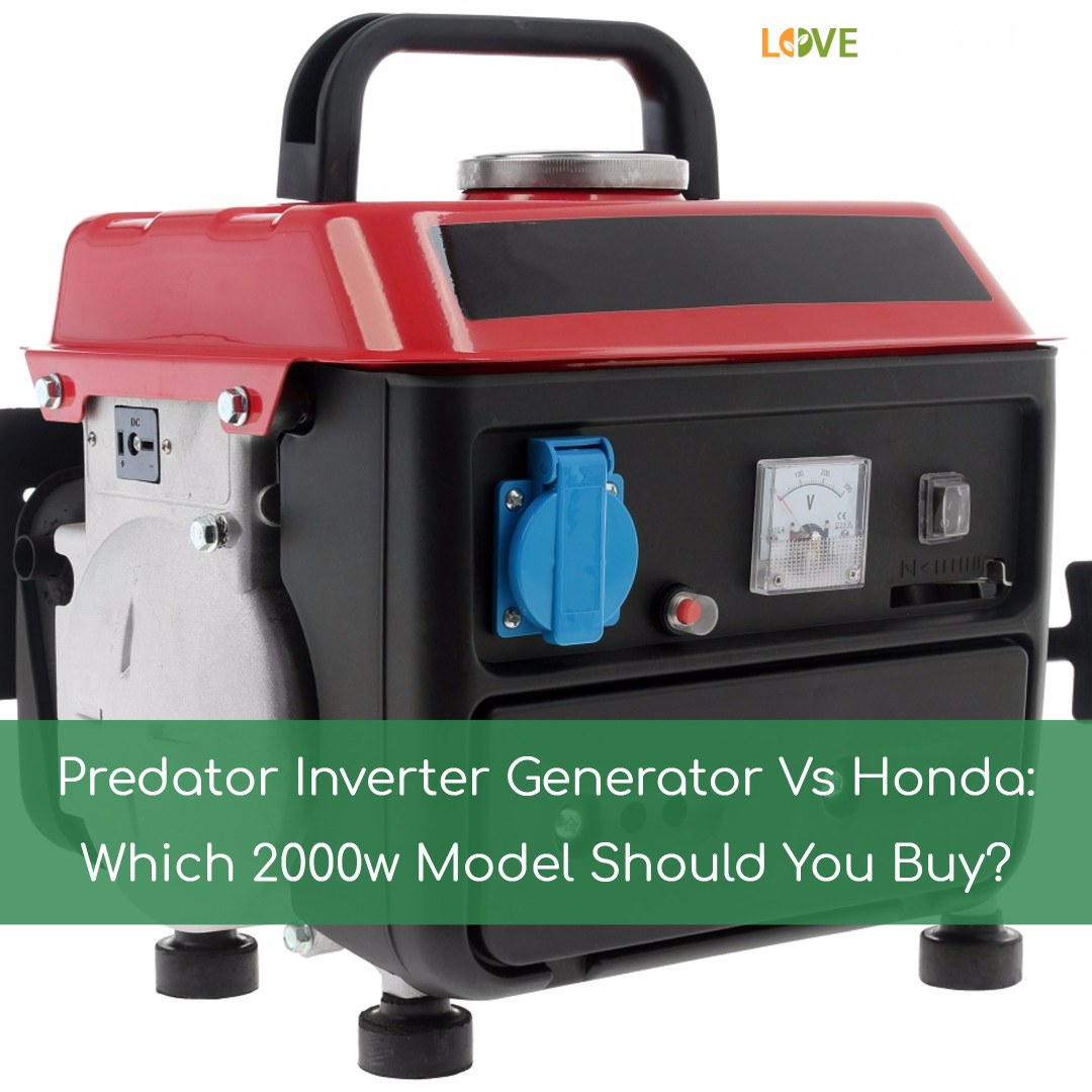 Predator Inverter Generator Vs Honda: Which 2000w Model ...