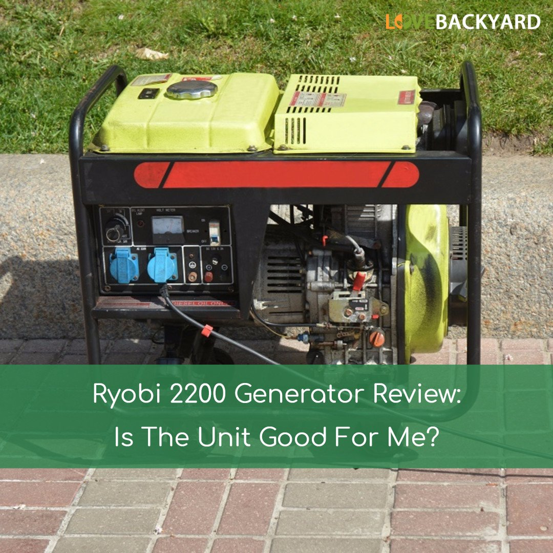 Ryobi 2200 Generator Review: Is The Unit Good For Me? (Jul, 2017)