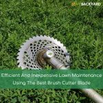 Best Brush Cutter Blade
