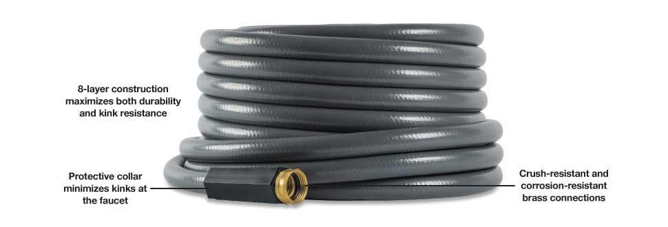 best garden hose and easy to use kit