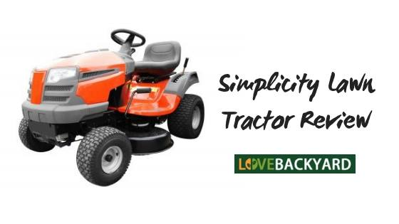 Simplicity Lawn Tractor Review