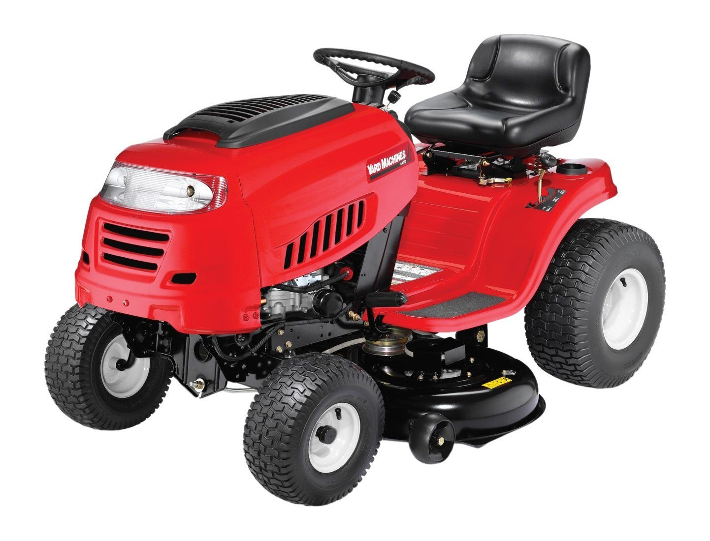 Yard Machines 42-Inch Riding Lawn Tracto