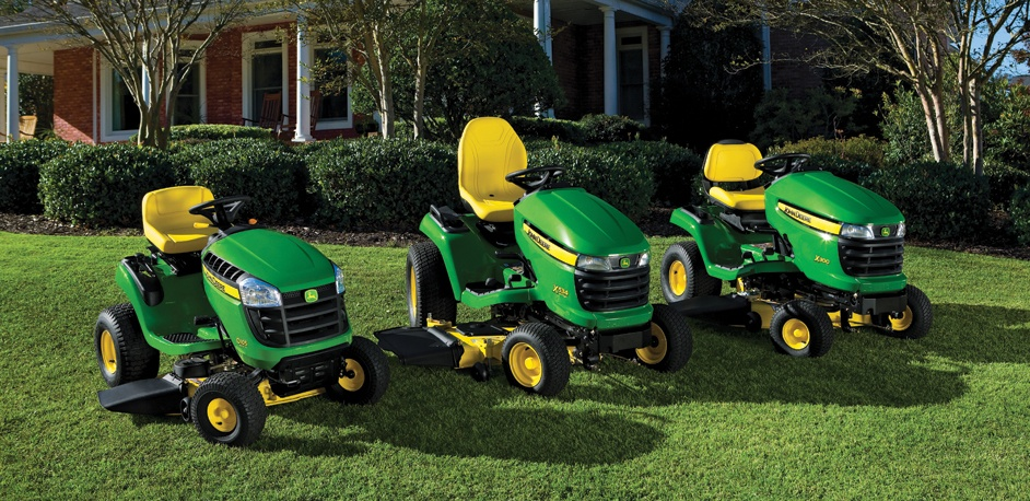 A Lawn Tractor Unlike Any Other