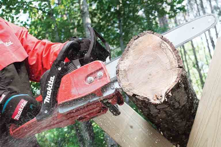 What We Think of the Makita Chainsaw