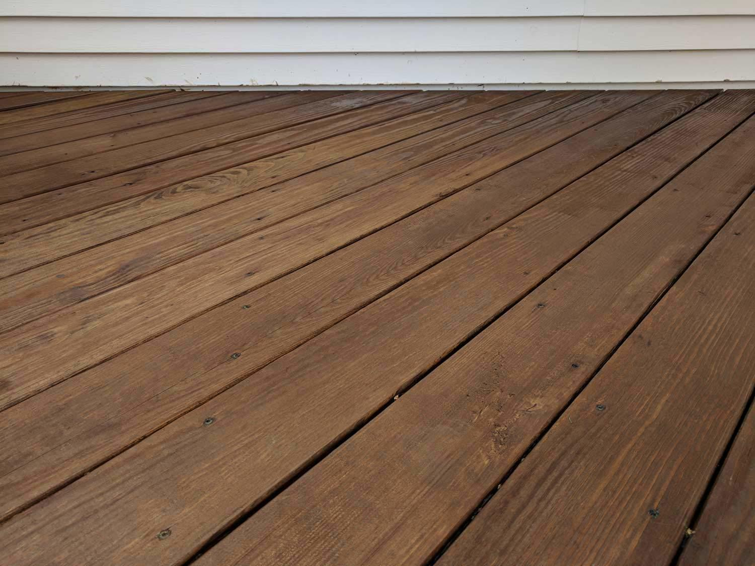#1 Deck Stain - Premium Semi-Transparent Wood Stain for Decks 2